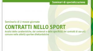Contratti nello sport