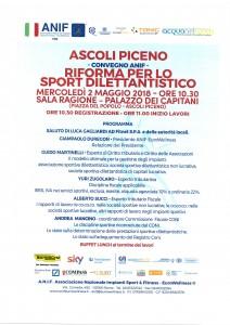 Ascoli Piceno 2-5-2018