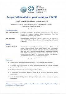 Bergamo 16-04-2018