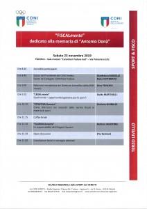 Padova 23 Novembre 19