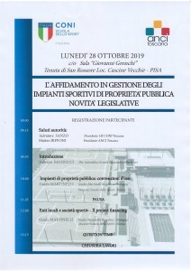 Pisa 28-10-19