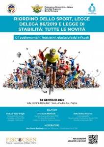 Programma 18-01-2020