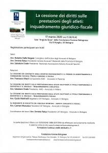Programma 17-03-2020